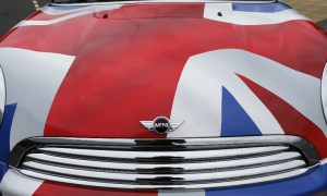 UK New Car Sales Fall 1.6 Percent In January