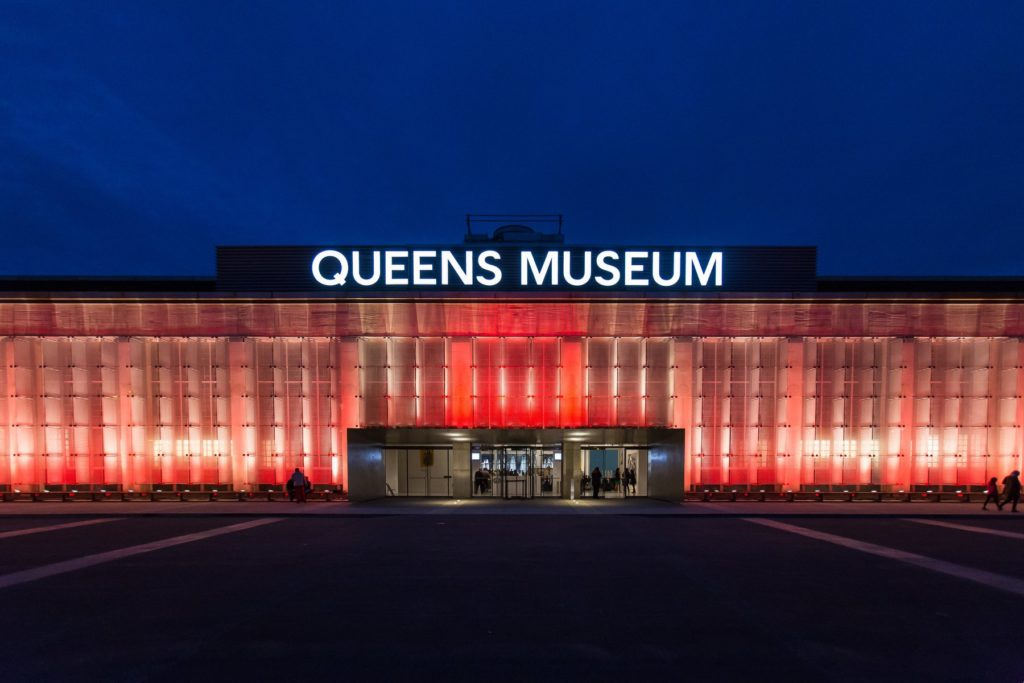 The Queens Museum. Courtesy of the Queens Museum.