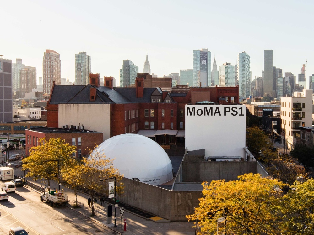 MoMA PS1. Photo courtesy of MoMA PS1.