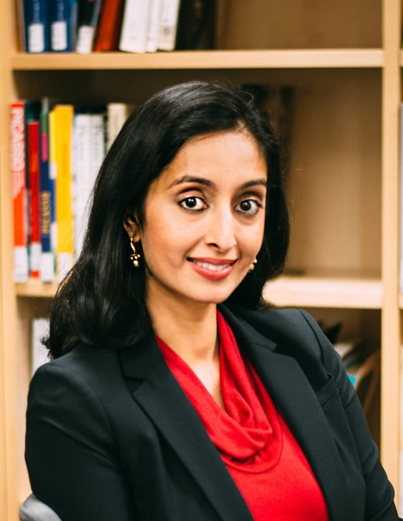 Brinda Kumar joined the Museum in 2015. She worked on Nasreen Mohamedi (2016), one of the inaugural exhibitions at The Met Breuer, and was also part of the team working on the exhibition Unfinished: Thoughts Left Visible (2016).