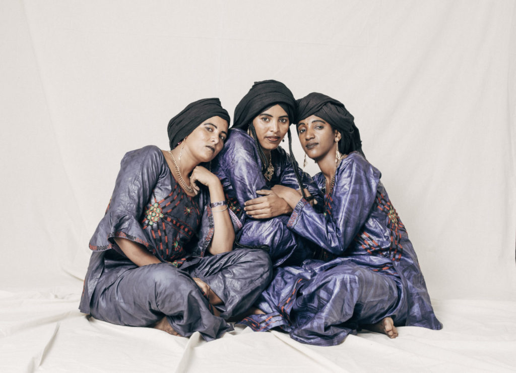 Les Filles de Illighadad play at Pioneer Works on October 15.