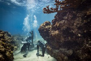 Artist Claudia Comte on Why She Installed Permanent Underwater Sculptures Off Jamaica's Coast