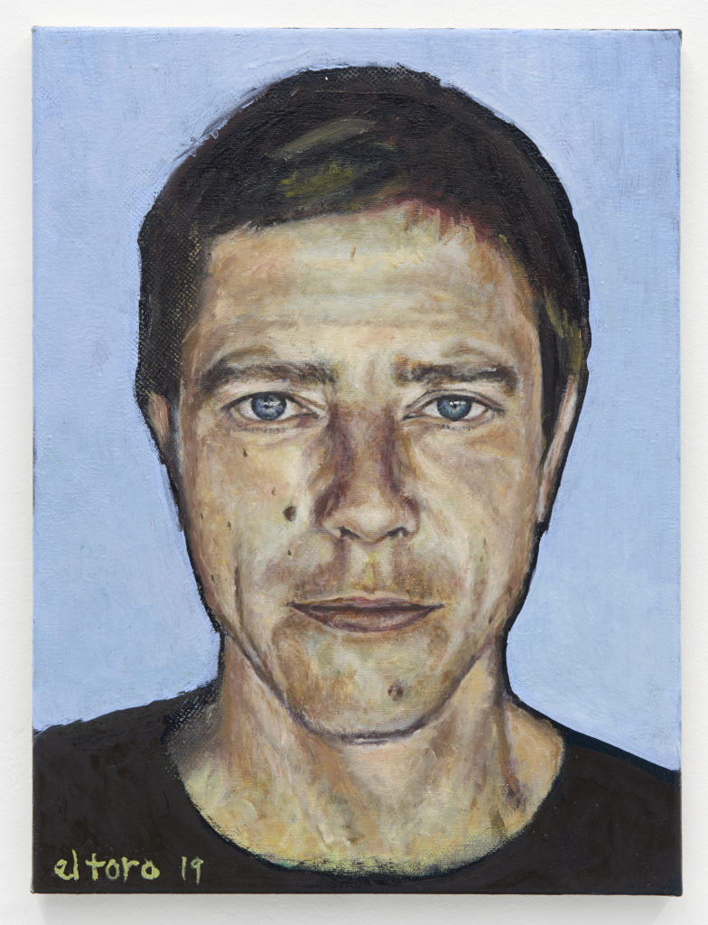 Paul Banks, <i>To Be Titled</i> (2019).