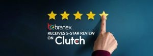 Branex Receives 5-Star Review on Clutch! | Branex