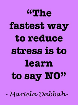 fastest way to reduce stress