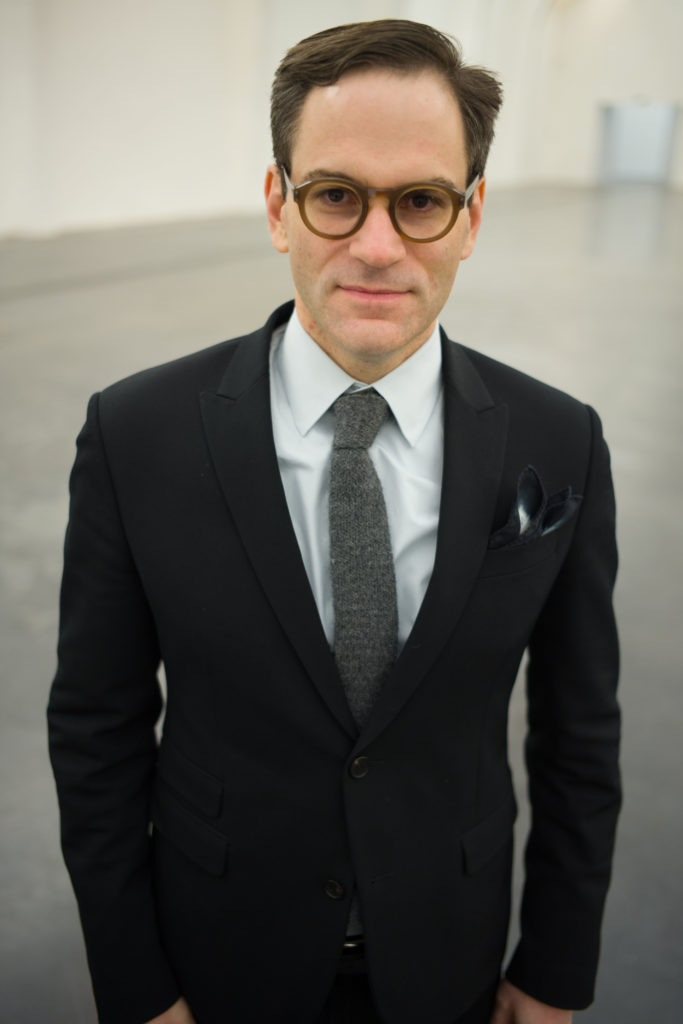 UCCA director Philip Tinari. Photo courtesy of the UCCA.