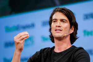 Bloc of WeWork board members planning to try to remove Neumann as CEO: WSJ