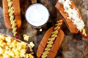 Hot Dog Sales Are Red-Hot. These Weiner Businesses are Giving Back.
